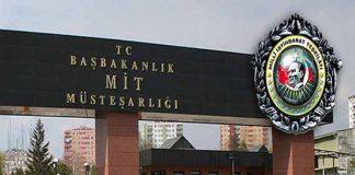турско разузнаване